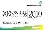IX Encontro de Parceiros Microsoft